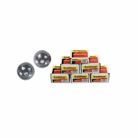 Traditions Rifle Lead Round Ball Bulk Pack